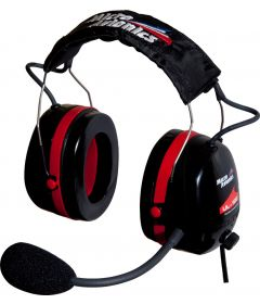 Passive GA Headset, over headband mount