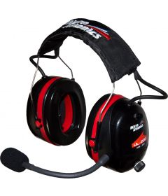 UL200 ANR & VOX headset for ULM. Headband mount