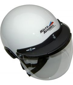 Helmet, Visor and Visor Lock