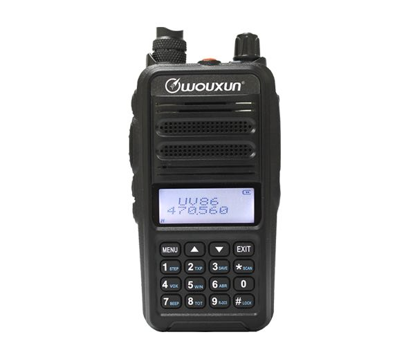 New Product KG-UV86 dual band radio